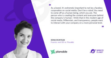 Planable is stepping up the game for social media teams