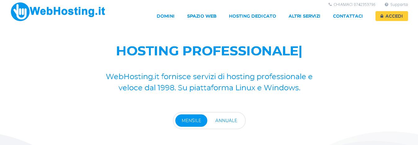 WebHosting.it