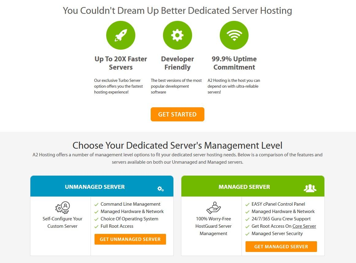 Scala Hosting dedicated server hosting