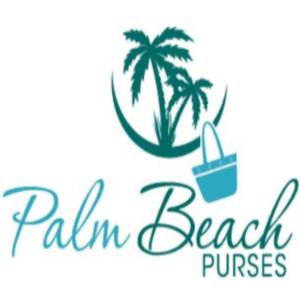 Bag logo - Palm beach Purses