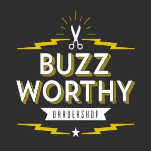 Barber logo - Buzz Worthy