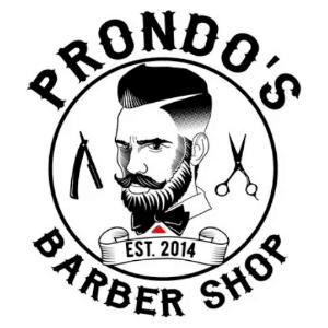 Barber logo - Prondo's Barber Shop
