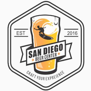 Beer logo - San Diego
