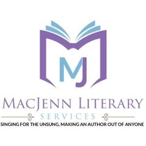 Book logo - MacJenn Literary Services