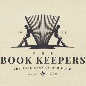 Book logo - The Book Keepers