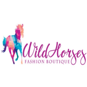 Boutique logo - Wild Horses fashion boutique
