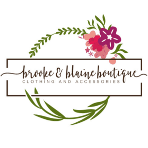 Boutique logo - Brooke and Blaine Boutique