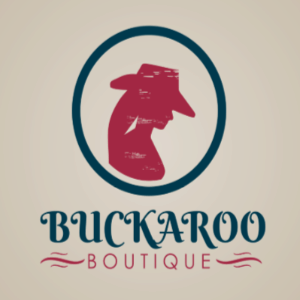 Boutique logo - Buckaroo Boutique