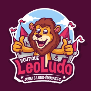 Boutique logo - Boutique LeoLudo