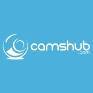 Camera logo - Camshub.com