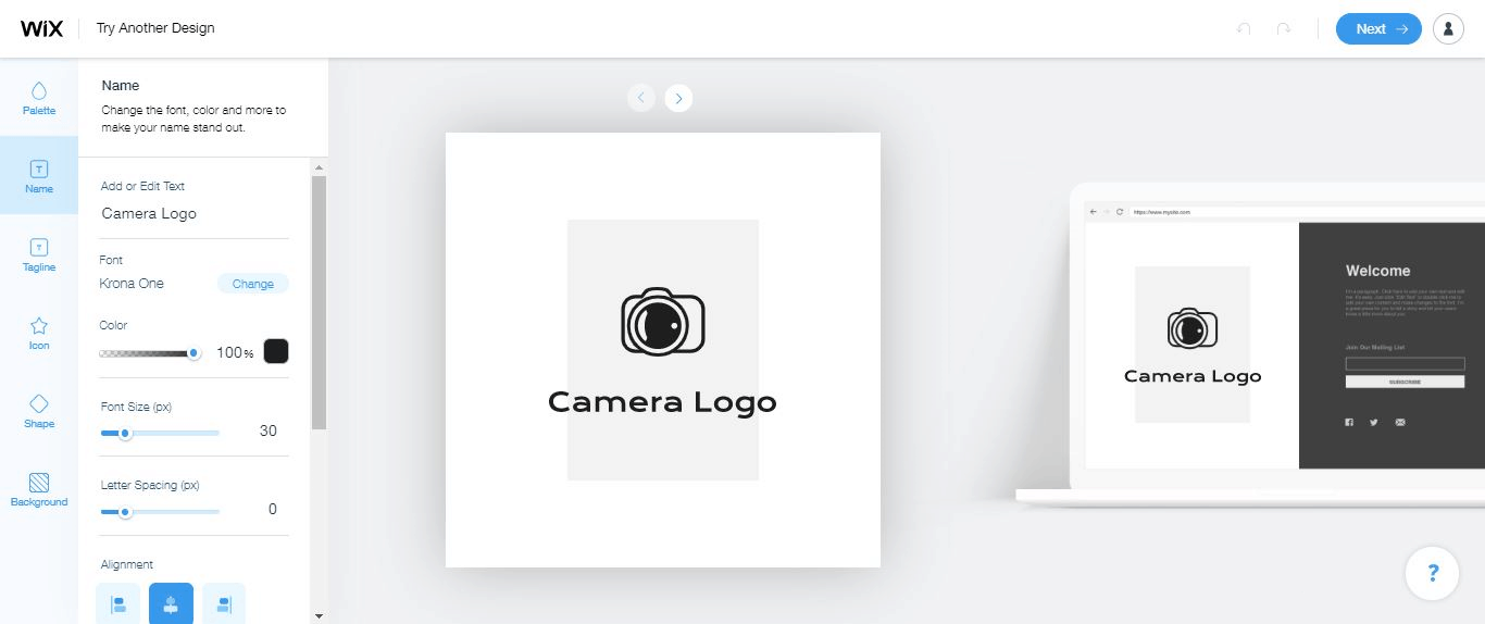 9 Best Camera Logos and How to Make Your Own for Free-image17