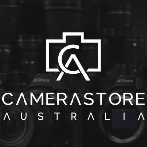Camera logo - Camerastore