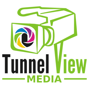 Camera logo - Tunnel View media