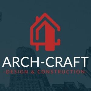Construction logo - Arch-Craft Design & Construction