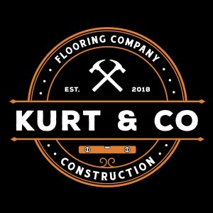 Construction logo - Kurt & Co