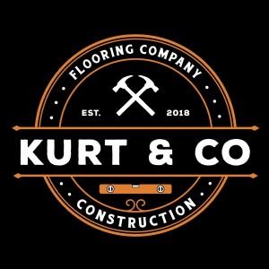 Construction logo - Kurt & Co