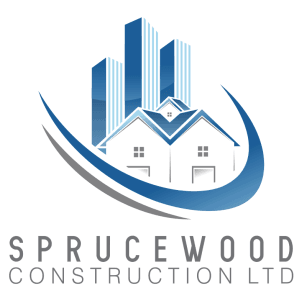 Construction logo - Sprucewood Construction LTD