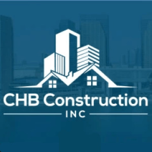 Construction logo - CHB Construction INC