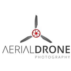 Drone logo - Aerial Drone
