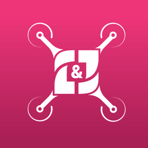 Drone logo - &