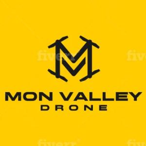 Drone logo - Mon Valley Drone