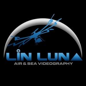 Drone logo - Lin Luna