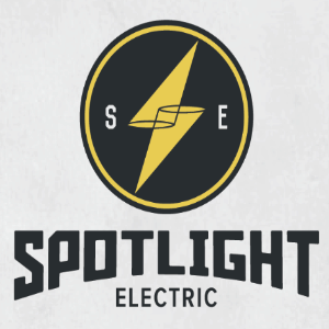Electrical logo - Spotlight Electric
