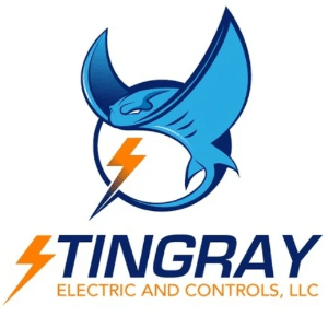 Electrical logo - Stingray