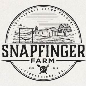 Farm logo - Snapfinger farm