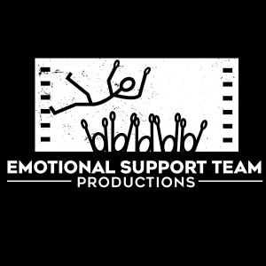 Film logo - Emotional Support Team Productions