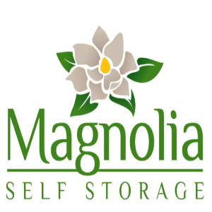 Flower logo - Magnolia Self Storage