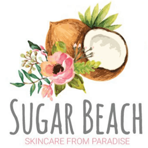 Flower logo - Sugar Beach