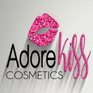 Makeup logo - Adore Kiss Cosmetics