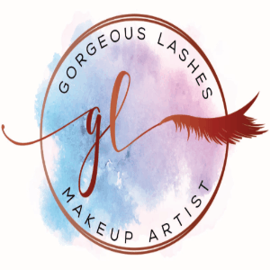 Makeup logo - Gorgeous Lashes