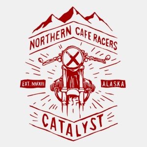 Motorcycle logo - Catalyst