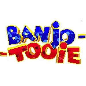 Pixel logo - Banjo Tooie