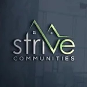 Real Estate logo - Strive Communities