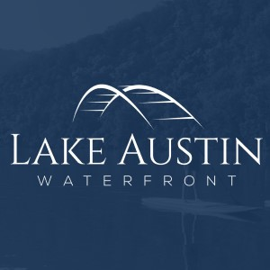 Real Estate logo - Lake Austin Waterfront