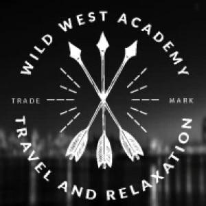 Round logo - Wild West Academy