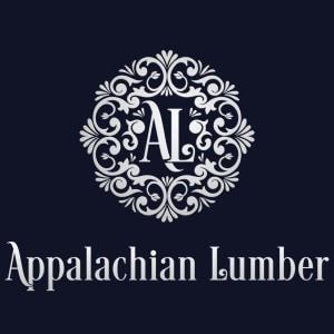 Round logo - Appalachian Lumber