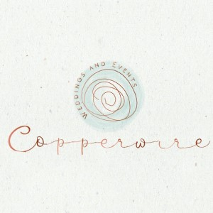 Round logo - Copperwire