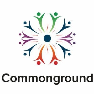 Round logo - Commonground