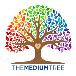 Tree logo - The Medium tree