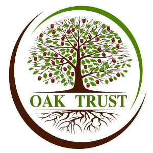 Tree logo - Oak Trust