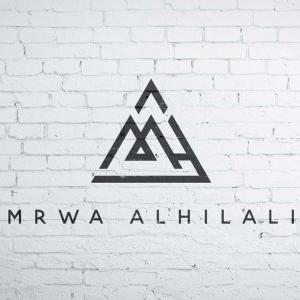 Triangle logo - Mrwa Alhilali