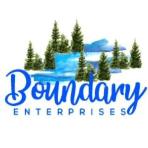 Water logo - Boundary