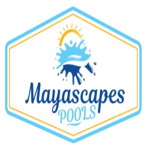 Water logo - Mayascapes Pools