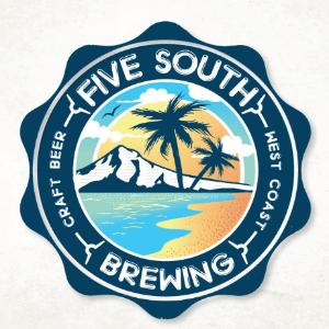 Water logo - Five South
