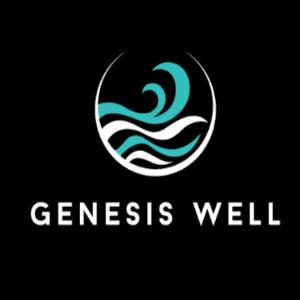 Water logo - Genesis Well