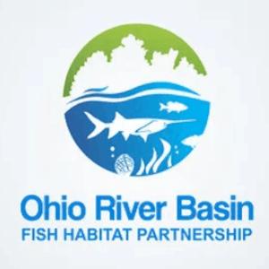Water logo - Ohio River Basin